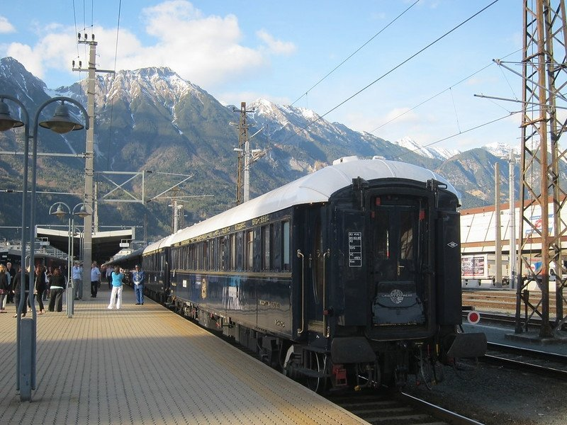 Country-Hopping by Train: Venice Simplon-Orient-Express