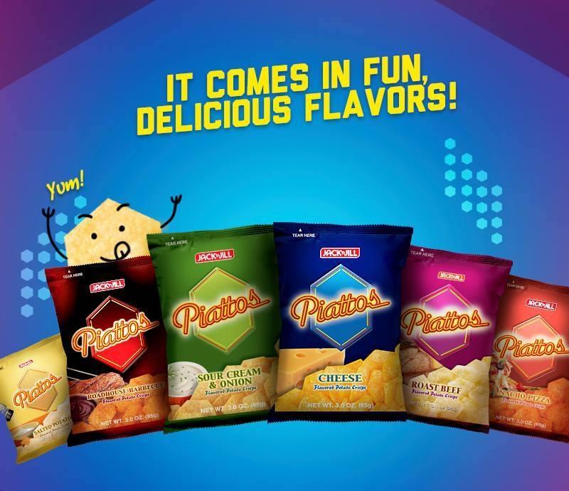 Filipino Snacks: Piattos