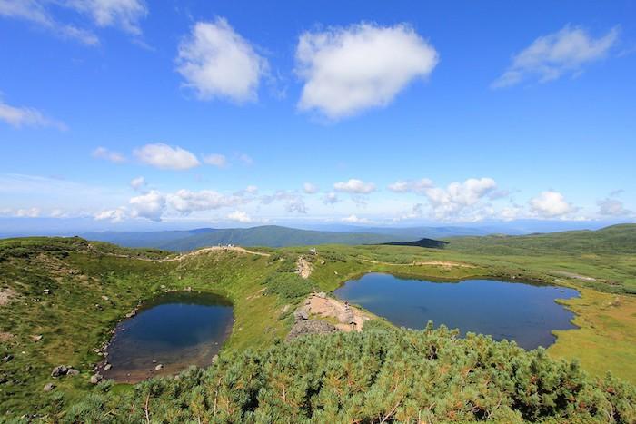Daisetsuzan National Park japan