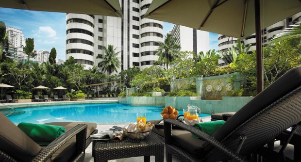 Christmas and New Year Free Nights Giveaway from Shangri-La Hotel Kuala Lumpur