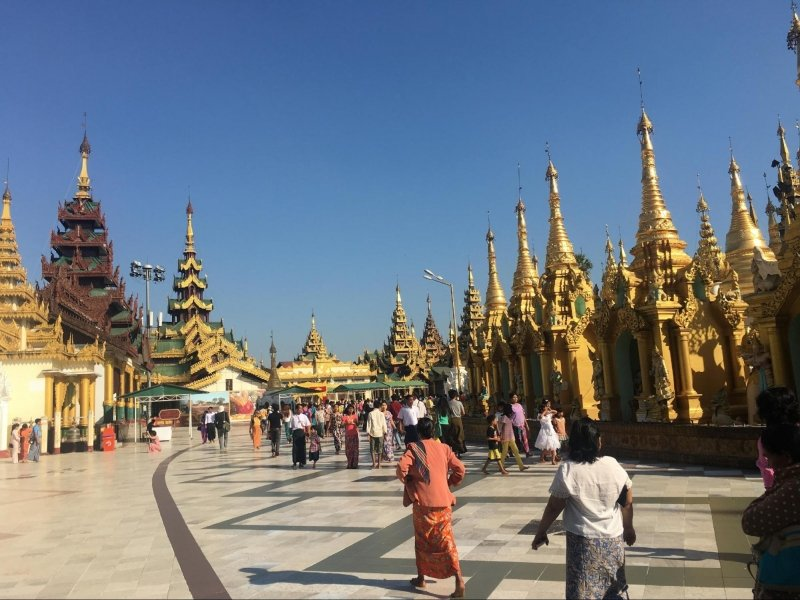 what to do yangon