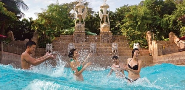 Adventure Cove Waterpark with Universal Christmas 2017 Admission | Adult Bundle