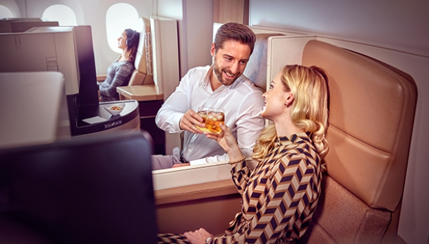 Business Class Companion Deals in Etihad Airways with Flights from SGD2,673