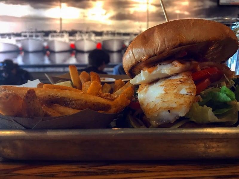 restaurants in la union: great gamble seafood shack
