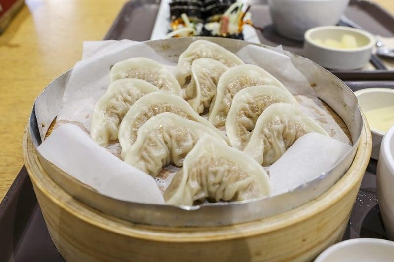 Seoul Street Food: Mandu