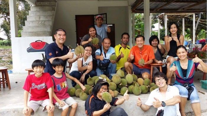 durian di malaysia
