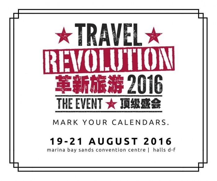 travel revolution 2016 details
