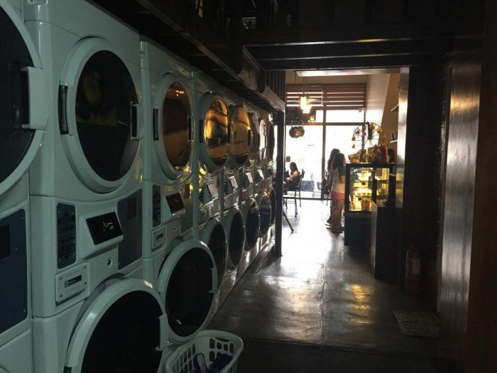 Perichor Laundry and Coffee