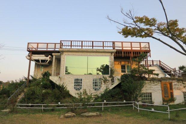 Upside Down House of Ganghwa Island