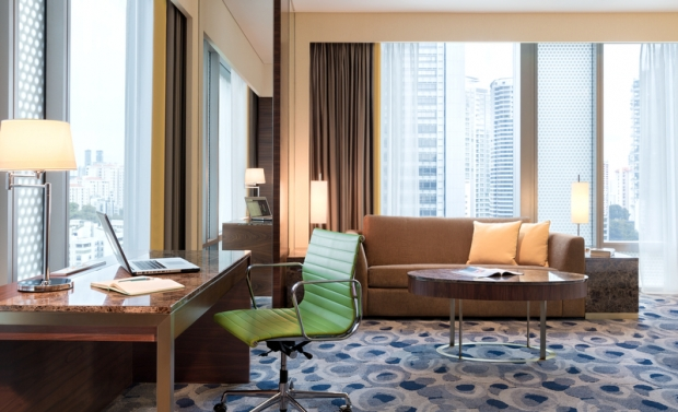 Business Smart - Work and Relax on your Stay at Hotel Jen Orchardgateway Singapore