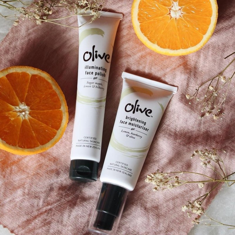 Halal-Friendly Skincare Products olive