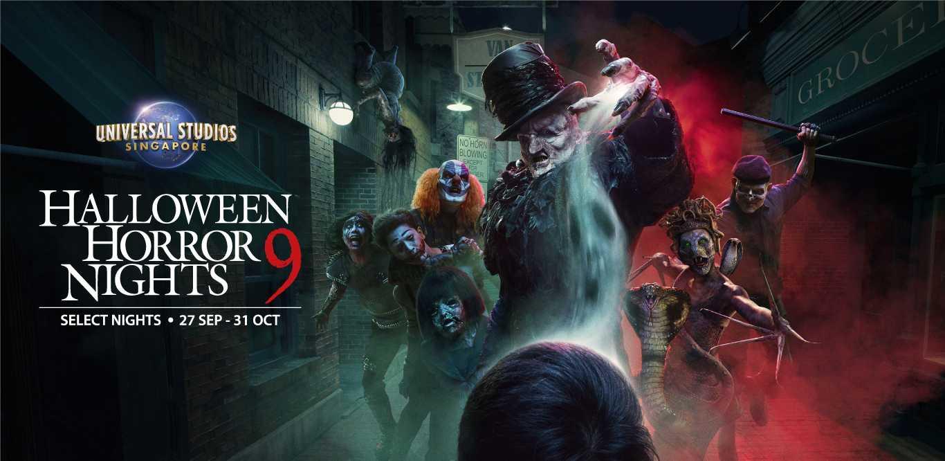 Halloween Horror Nights 9