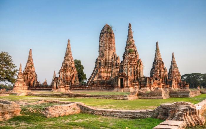 Thành phố cổ Ayutthaya