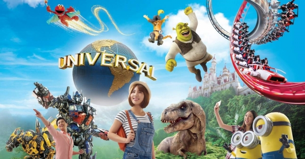 Get 50% Off 2nd Admission Tickets to Universal Studios Singapore with Maybank