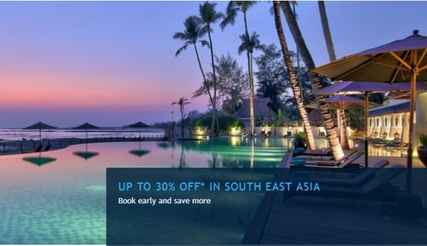 Book with Hilton Hotels Across Asia Pacific and Enjoy Up to 30% Savings