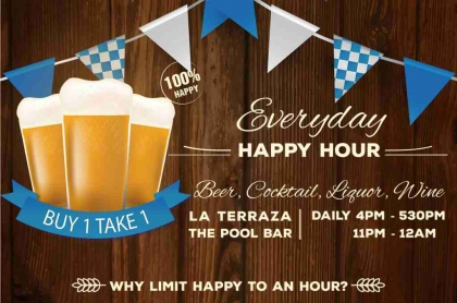 Everyday Happy Hour