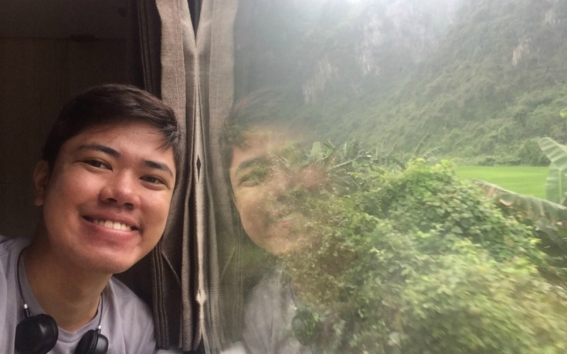 southeast asia by train
