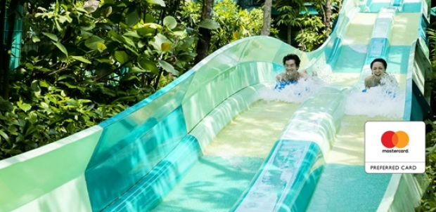 Mastercard® Exclusive: Adventure Cove Waterpark Adult Dated One-Day Ticket Special Offer