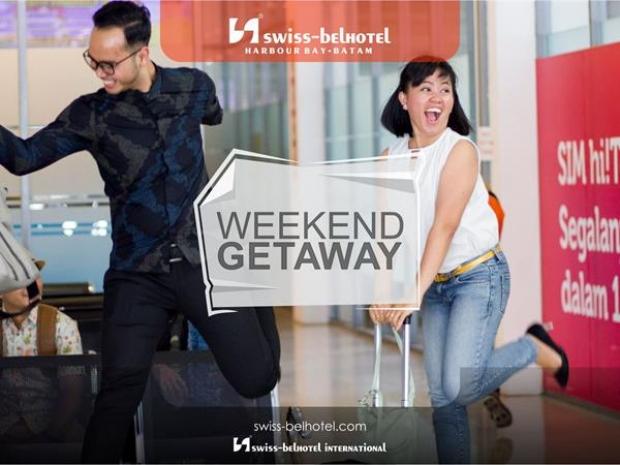 Weekend Getaway at Swiss-belhotel Harbour Bay Batam