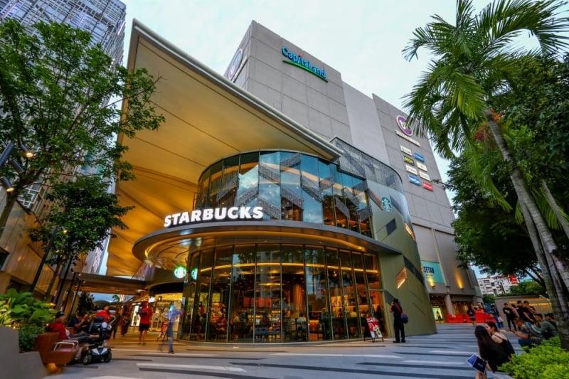 singapore shopping malls