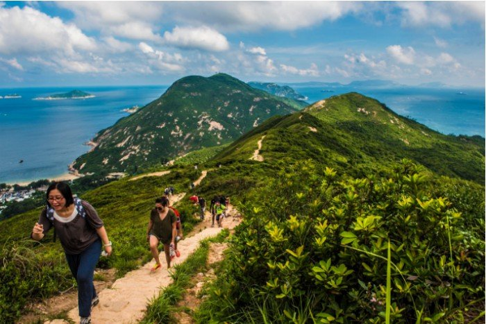 Hong Kong Hiking Trails