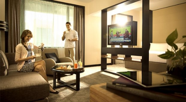 Advance Purchase Deal with 15% Off Room Rate in Pan Pacific Orchard