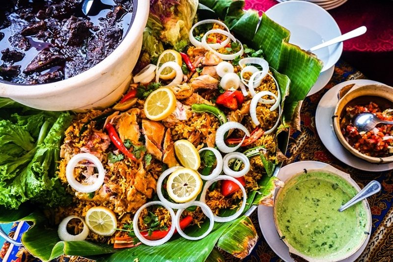 Pulai Springs Resort Johor Bahru Buffet ala Bazar 28 Hari