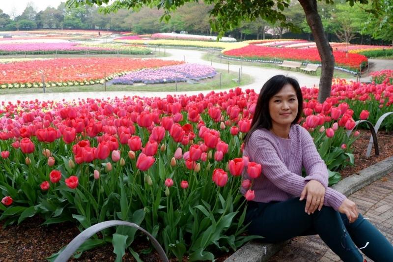 central japan spring