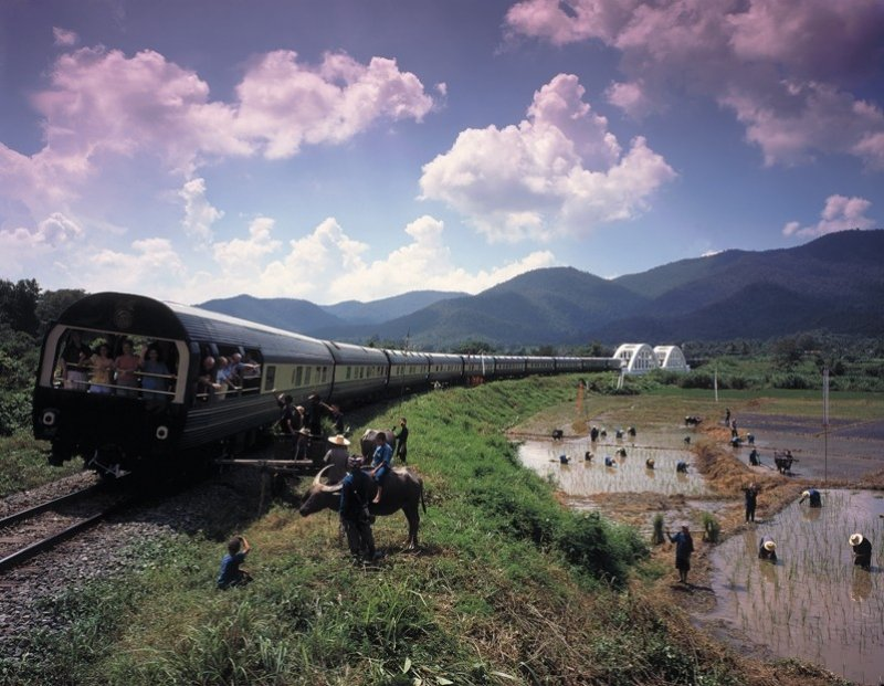 Country-Hopping by Train: Eastern & Oriental Express