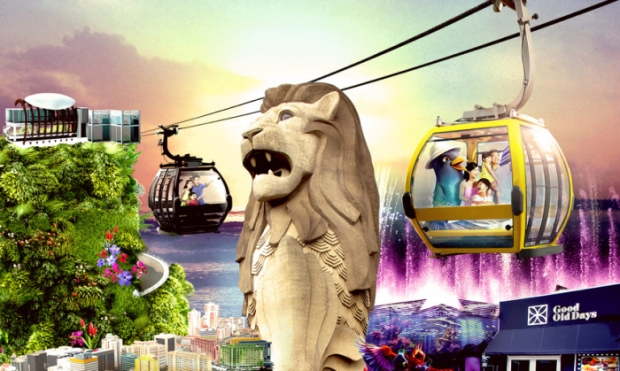 Up to 15% Off Admission Tickets to One Faber Group Attractions with Unionpay