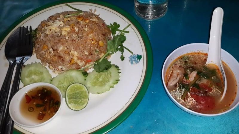 halal food pattaya
