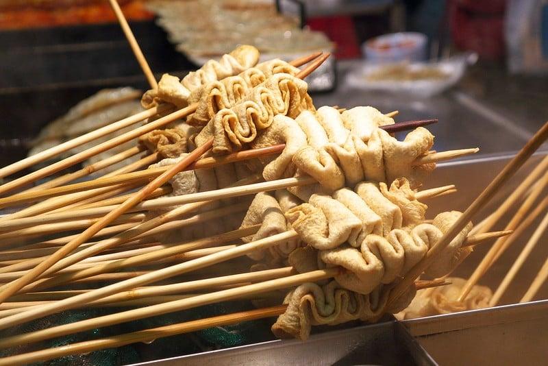 Seoul Street Food: Odeng