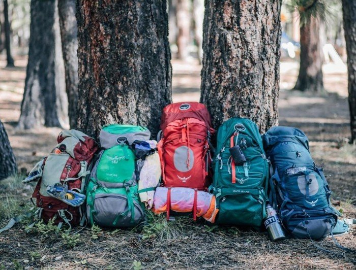 Travel Backpack Brands You Can Find In Singapore Osprey Deuter More