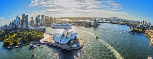 Fly to London up to the Land Down Under with Qantas Airways from SGD488