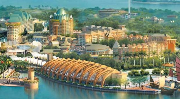 Play at Resorts World Sentosa with Maybank Card from SGD32