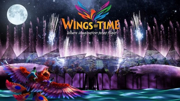 30% OFF Tickets (Standard Seat) for Wings of Time with NTUC Card