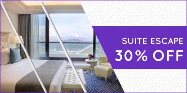 Suite Escape Offer with Up to 30% Savings in The Royale Chulan Penang