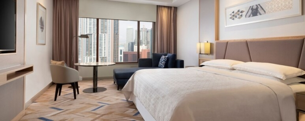 Work. Stay. Relax Offer at Sheraton Imperial Kuala Lumpur Hotel
