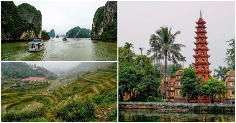 9-Day Vietnam Itinerary: Hanoi, Sapa & Halong Bay