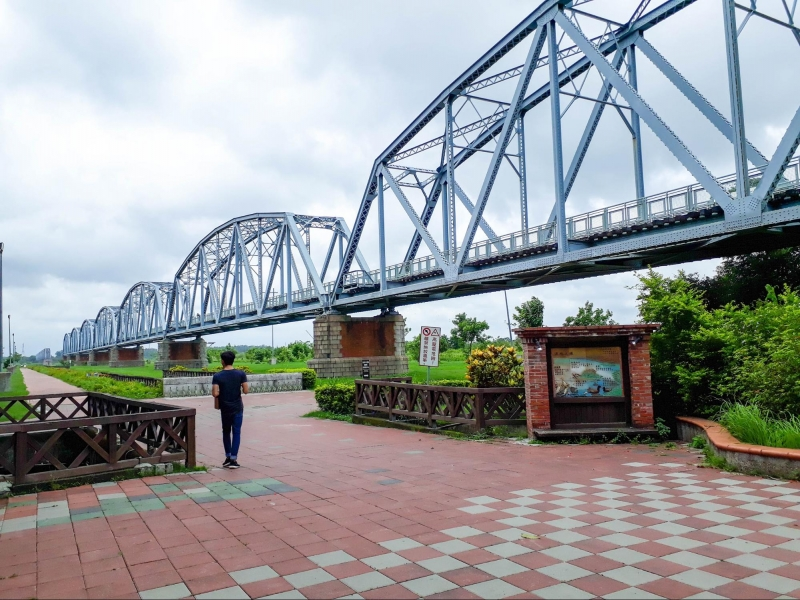 Dashu Old Railway Bridge Wetland Park