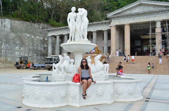 Temple of Leah, Busay