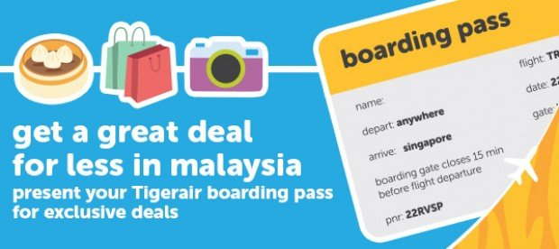 25% Off Admission Ticket to Sunway Lagoon with TigerAir Boarding Pass