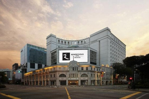 Enjoy 10% Off Best Flexible Rate at Rendezvous Hotel Singapore with DBS UnionPay Card