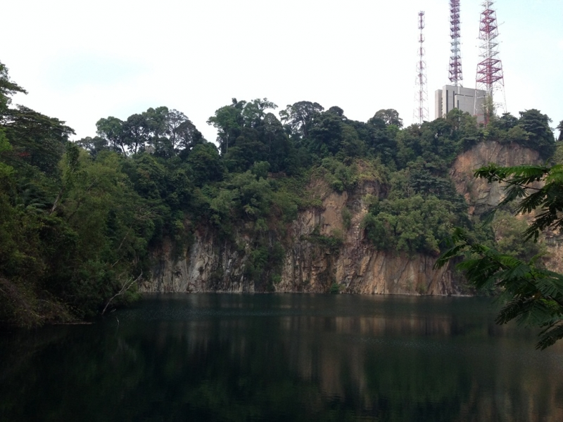 picnic spots in singapore hindhede nature park