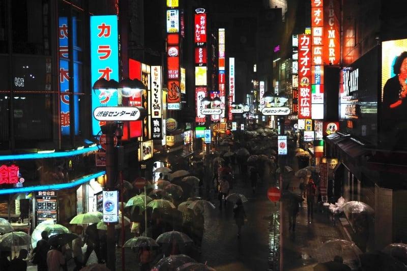 japan osaka tokyo holiday