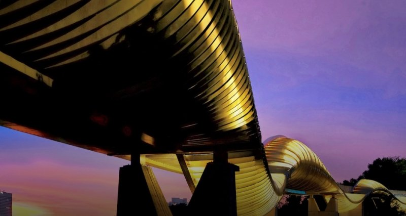 Henderson Waves best places hike singapore