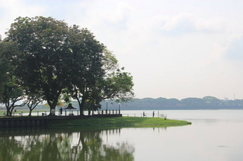 picnic spots in singapore kranji reservoir park