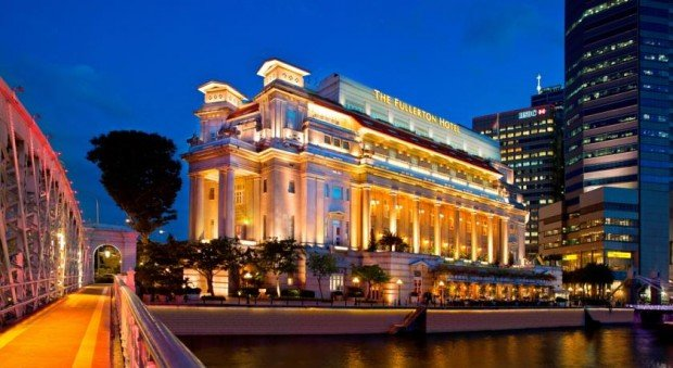 Limited Time Offer with 25% Savings in The Fullerton Hotel