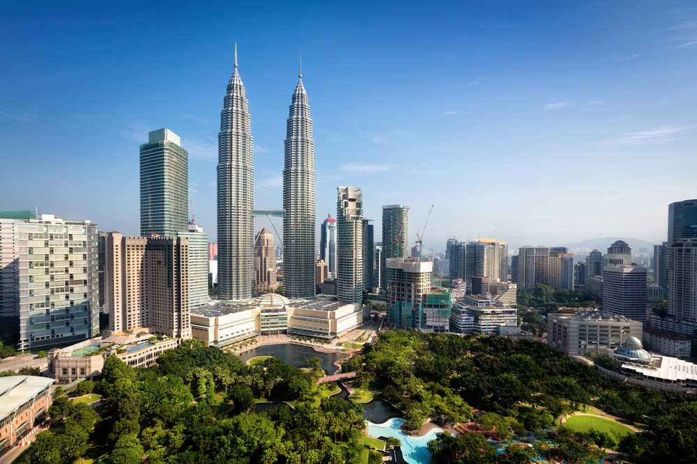 Enter the Gateway to the Sunny Side of Kuala Lumpur