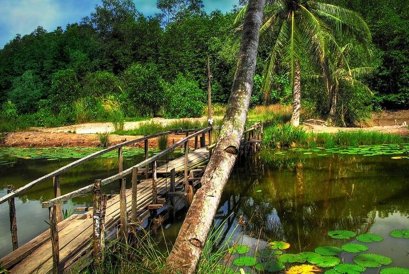 Singapre islands